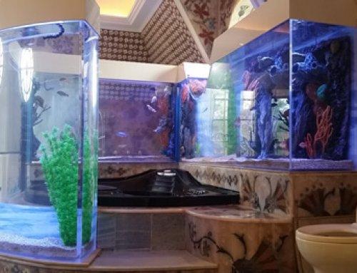 Custom Residential Aquariums