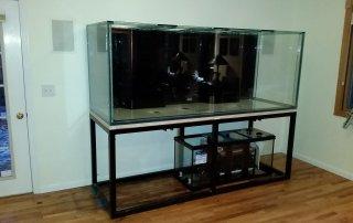 Aquarium on Stand